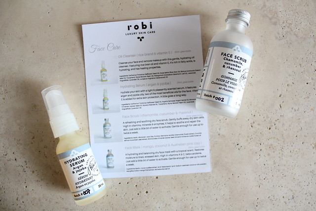 Robi Luxury Skin Care review