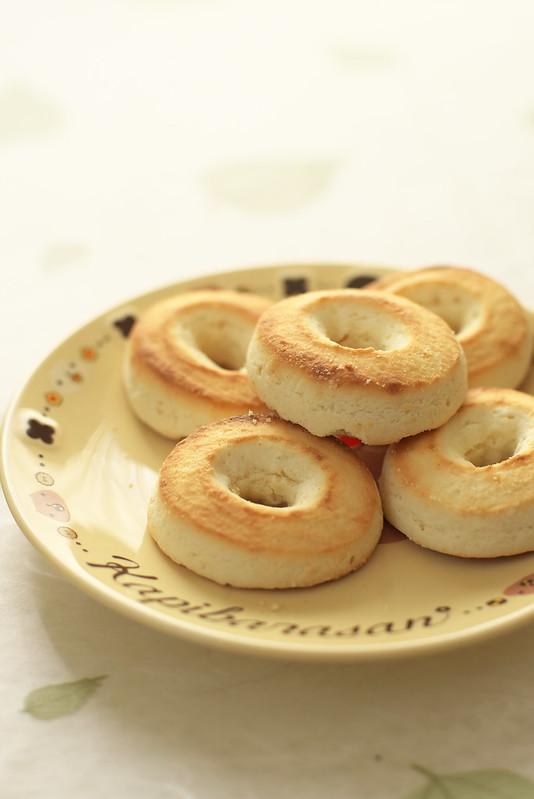 関東栃木レモンとオブセ牛乳焼きドーナツ