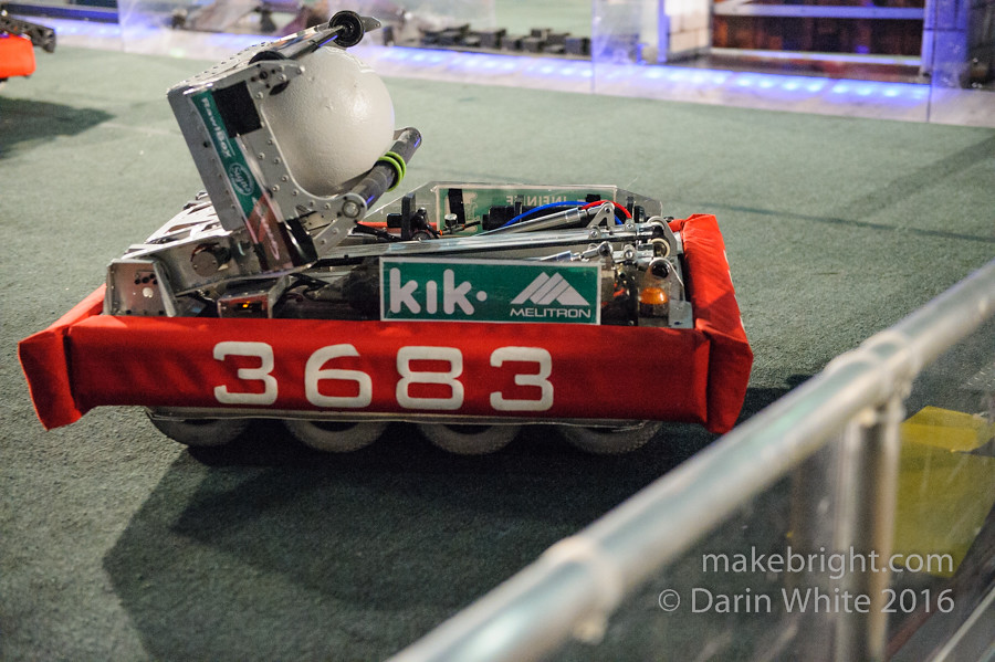 FIRST Robotics Regionals - UW - April 2016 216