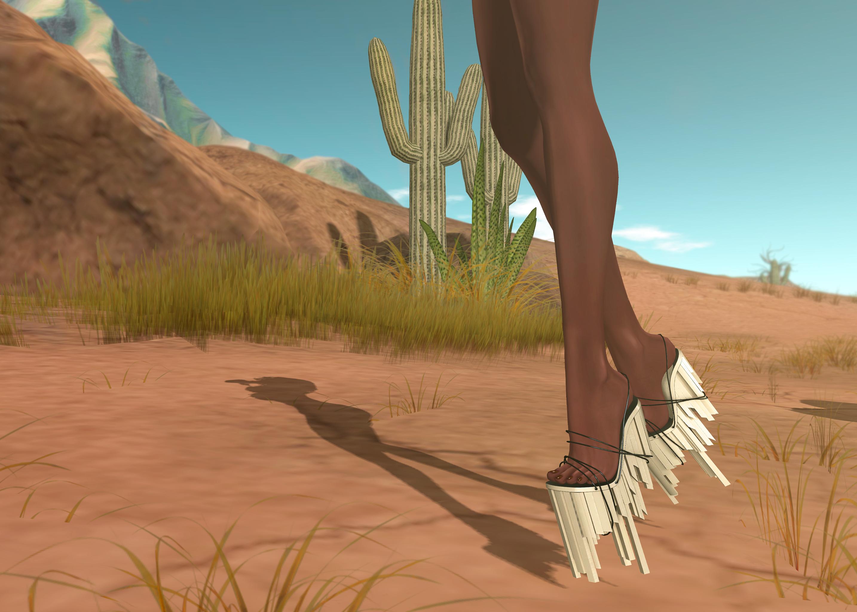 Ino Shoe