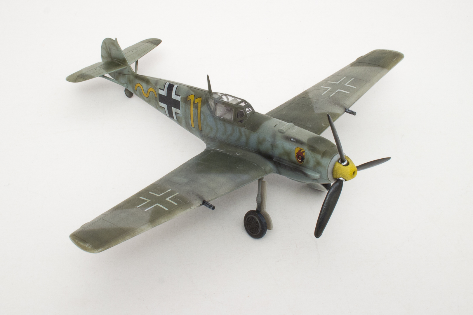 Me-109e 1/72 Academy