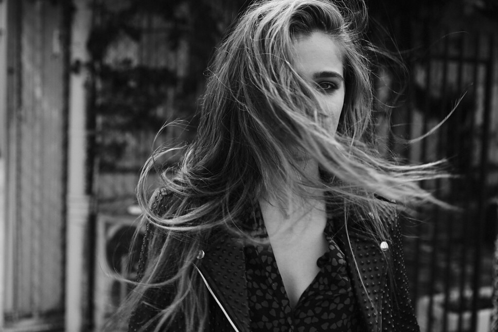 Хейли Лу Ричардсон — Фотосессия для «The Laterals» 2016 – 1