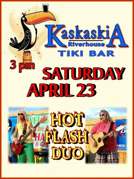 Hot Flash 4-23-16