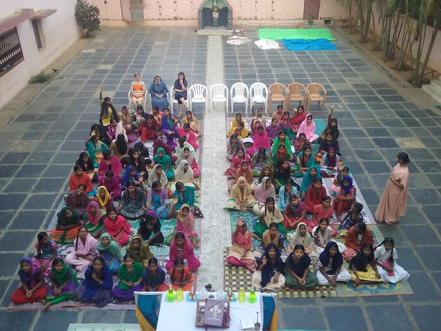 Giovani Solidali 2016 a Warangal - India