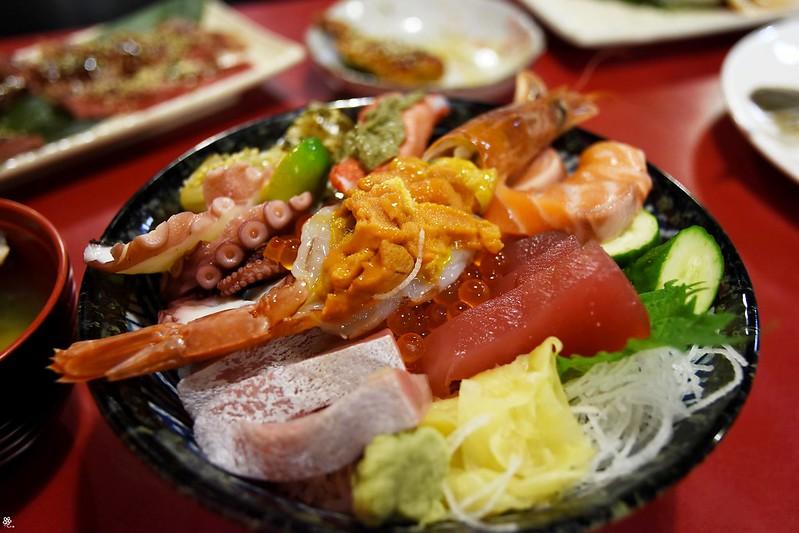 八八食堂菜單板橋海鮮日式料理拉麵生魚片推薦 (19)
