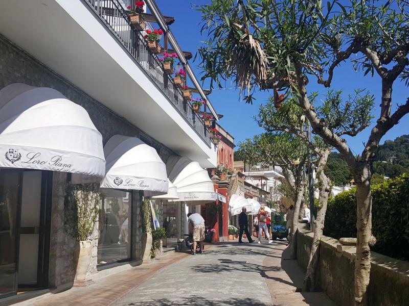 Via Camerelle Capri