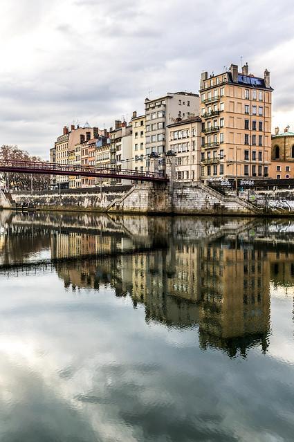 Reflections, Saint-Paul, 3