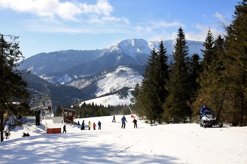 Jednodenní skipas do lyžařského střediska BACHLEDKA s 37 % slevou