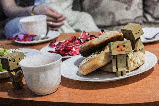 Danbo meeting