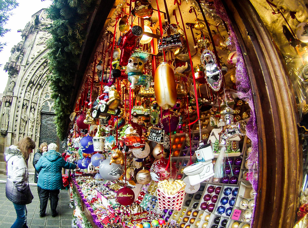 Christmas Market in Nuremberg - Heart of Germany Christmas Market Cruise with Viking River Cruises, Dec. 2015