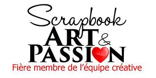 Dt Scrapbook Art et Passion