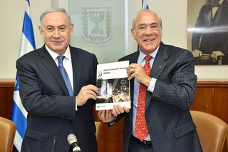 Official visit of Secretary-General Gurría to Israel
