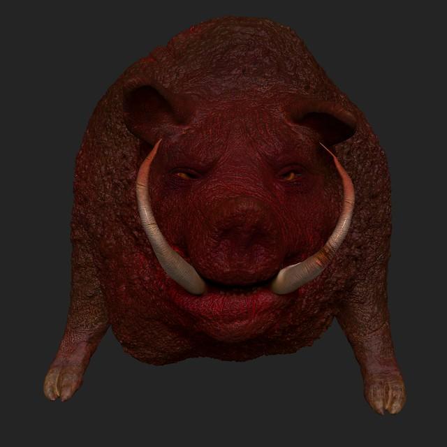 Hog Meat - 01
