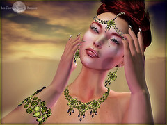 Zuri's jewels @ [SWANK]