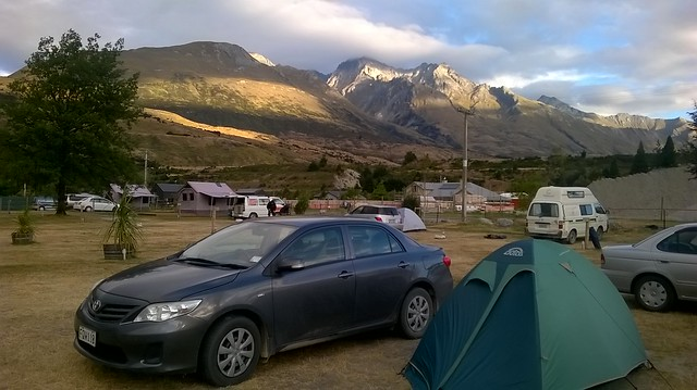Camping in Glenorchy