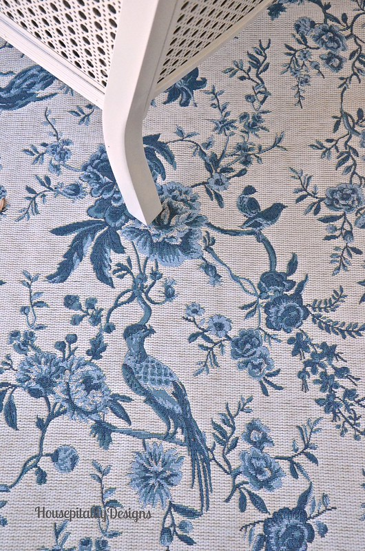 Chinoiserie Outdoor Rug - Housepitality Designs
