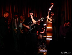Cary Brothers & Sleeping Wolf @ The Hotel Cafe - Second Stage (02/05/16)