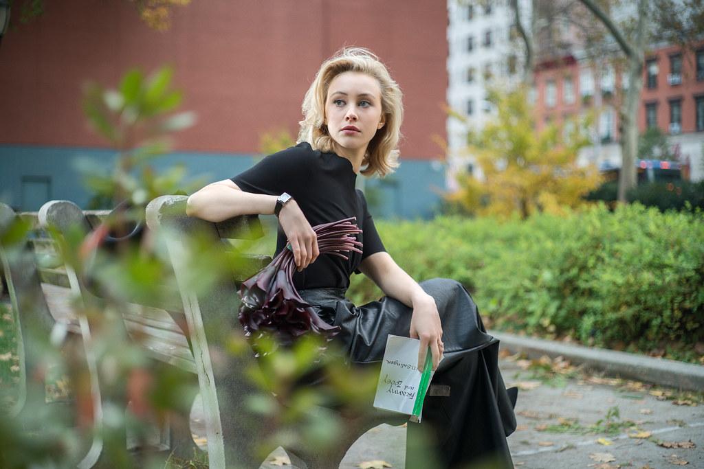 Сара Гадон — Фотосессия для «Crush fanzine» 2015 – 7