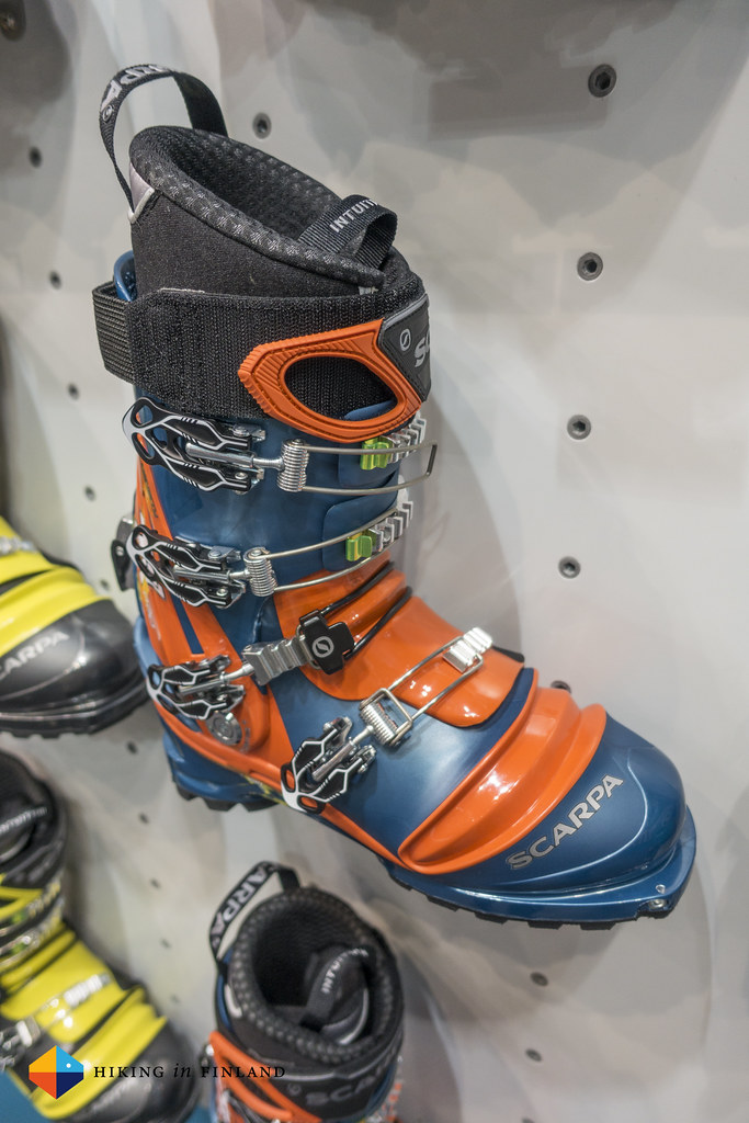 Scarpa Telemark Boots