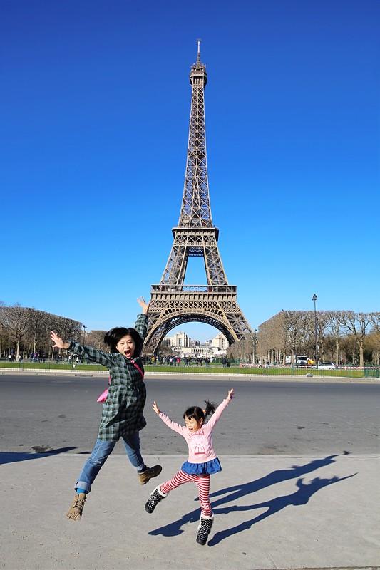 冬日巴黎12天親子遊流水帳之網路、精品購物、公寓住宿、餐飲、交通、機場接送&班機延遲旅遊不便險理賠&CiPu喜鋪猴年限定包