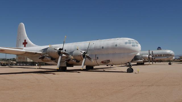 Boeing C-97G Stratofreighter