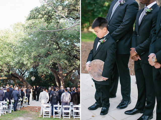 justin + vicci's wedding