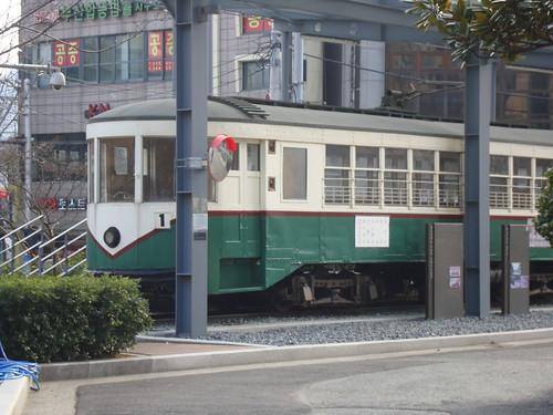 Straßenbahn Busan