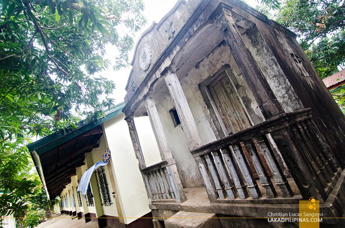 Bataan World War II Museum Torture Chamber