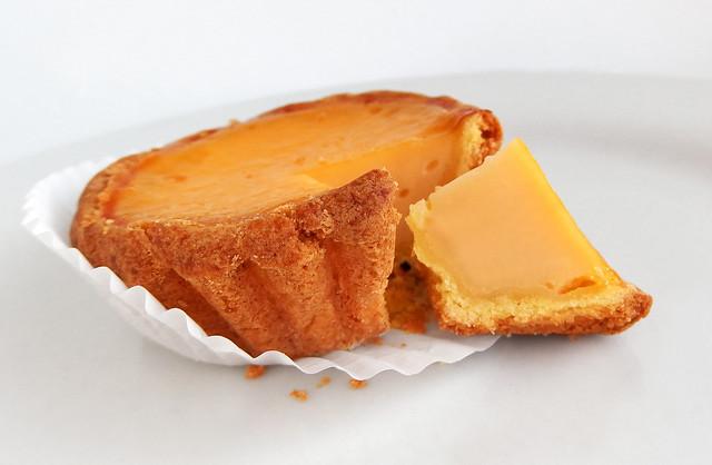 Chinese Custart pie