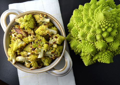 Roasted-Romanesco