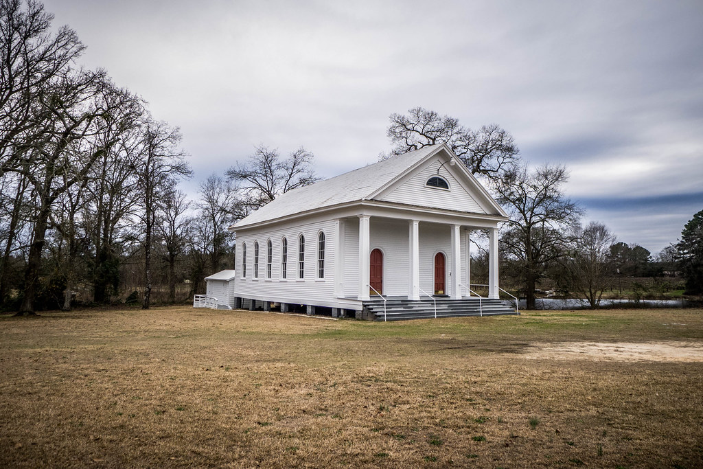 Spann Methodist Church and Cemetery-009