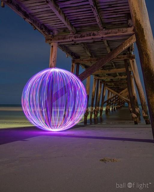 Ball of Light - Bring On The Night