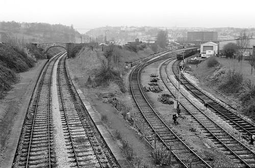 Ashton Gate Platform (1), 1977