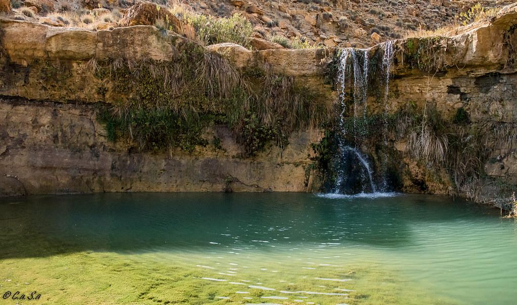 The paradise of El Oueslatia