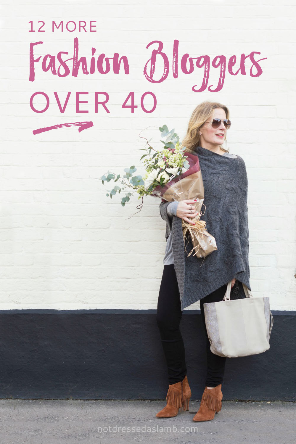 12 Amazing Over 40 Fashion Bloggers