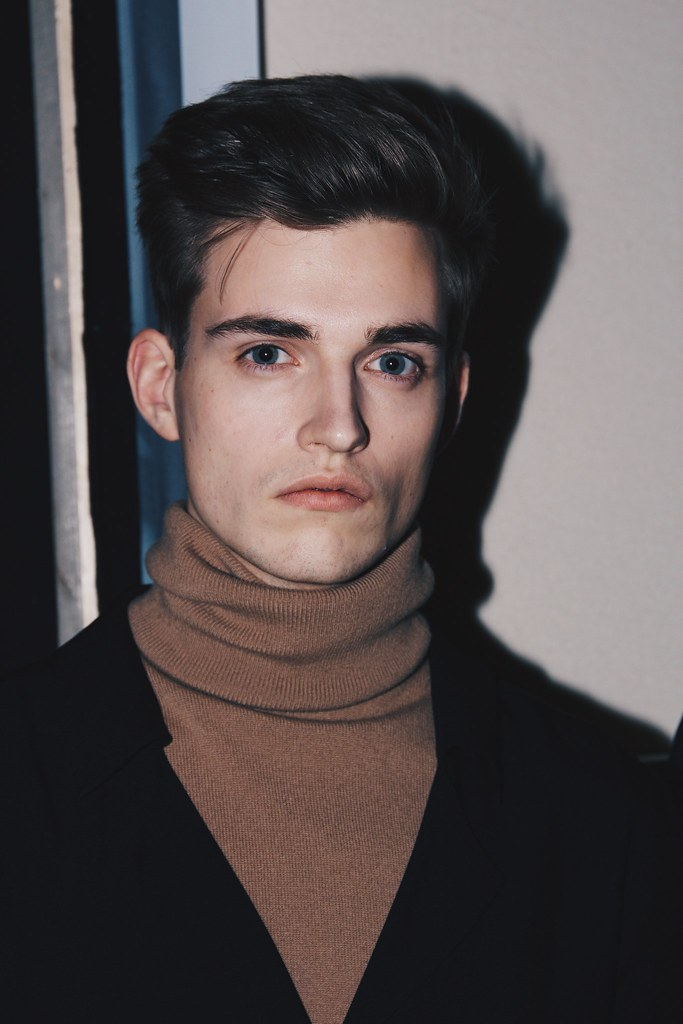 Kilian Kerner Backstage Berlin fashion Week lisforlois