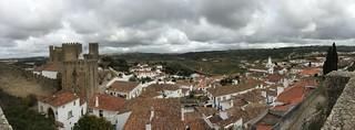 Image de Castelo de Óbidos. santa castle portugal de maria centro pedro e da castelo lagoa são óbidos leiria oeste sobral