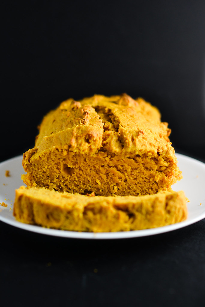 What Theo's Eating, Healthier Pumpkin Bread | Things I Made Today