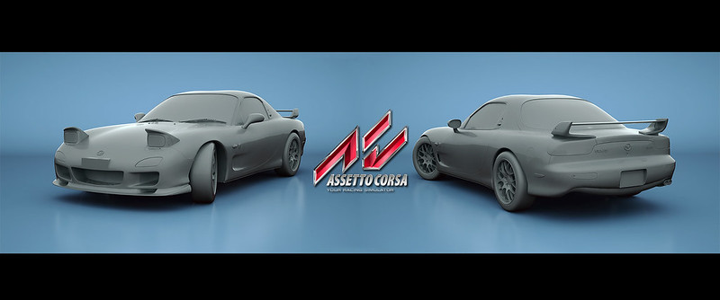 Assetto Corsa Dev Diary part 3