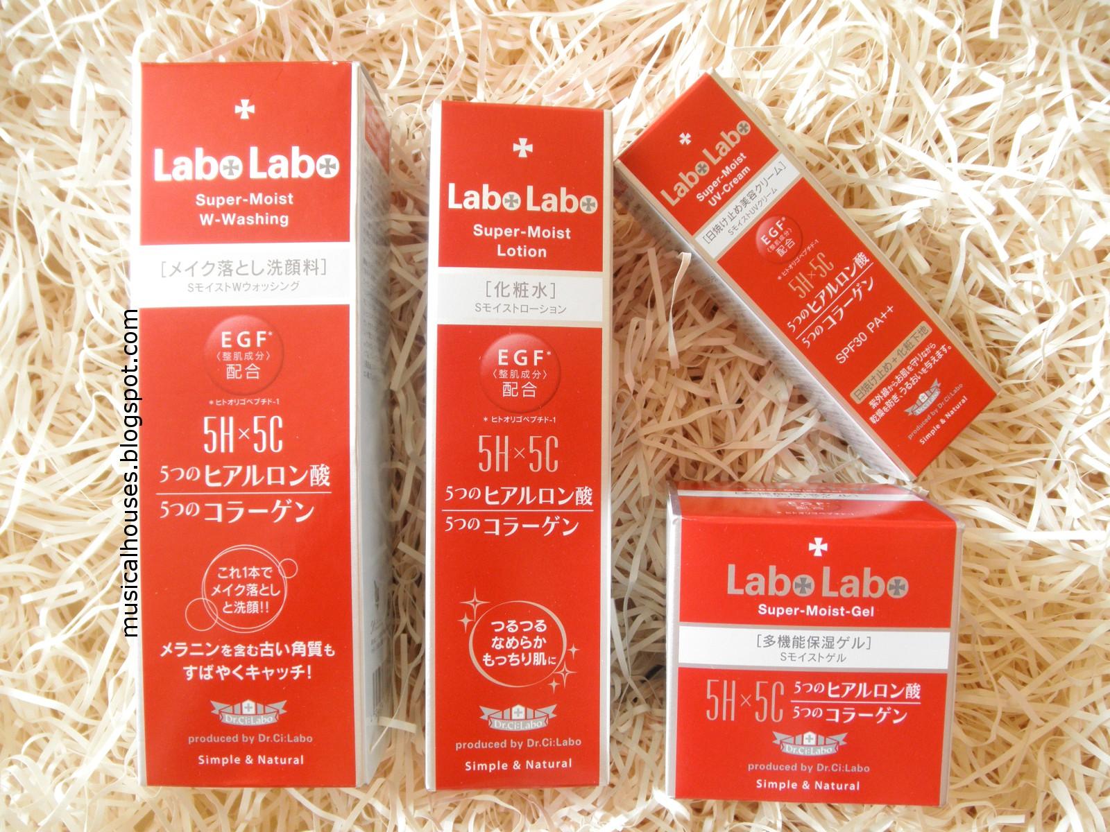 Labo Labo Super Moist 5H5C Dr Ci Labo Skincare