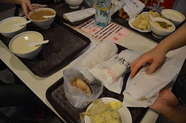 阜杭豆漿10