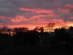 Sunset in South Hams