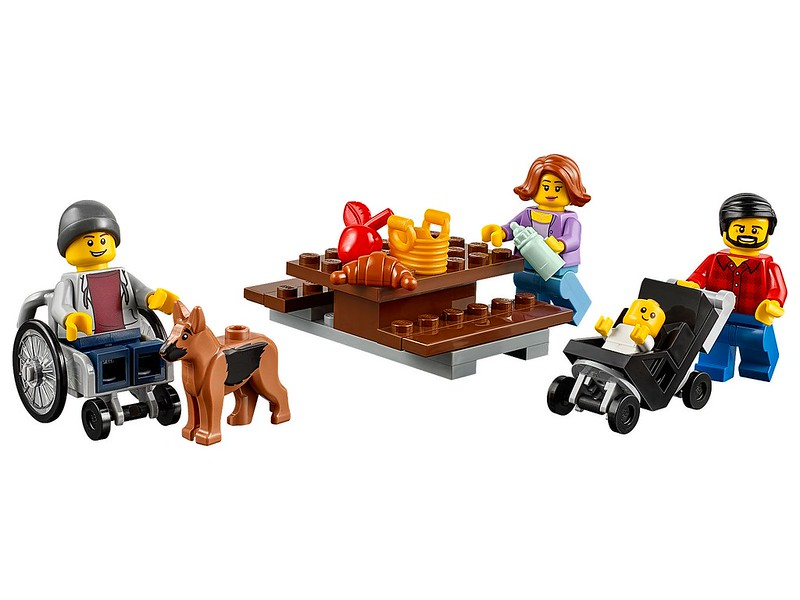 LEGO City Fun in the Park - City People Pack (60134)