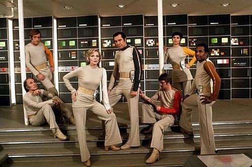 Space 1999 - Cast