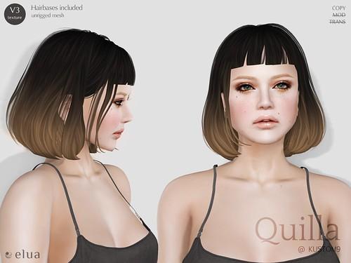 +elua+ Quilla @Kustom9