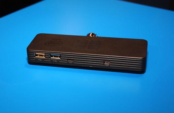 Intel ajoute une caméra RealSense dans une clé HDMI sous Core M