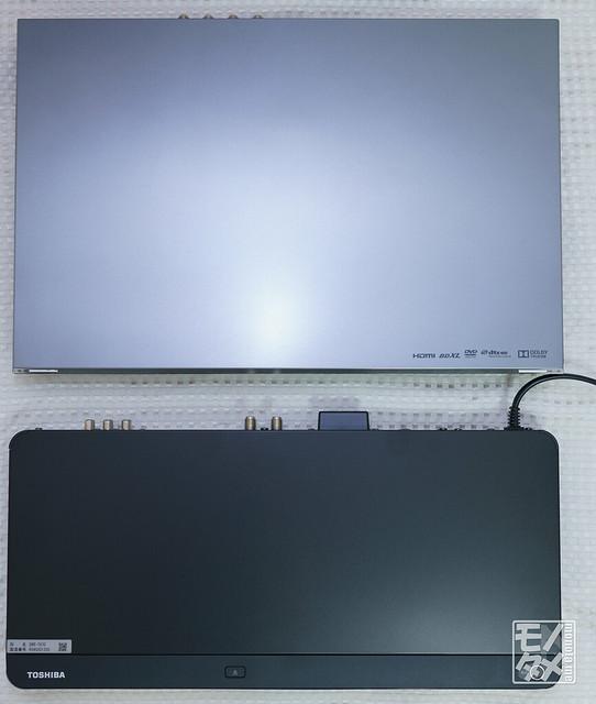 DBR-T670|BDZ-ET2000 比較1