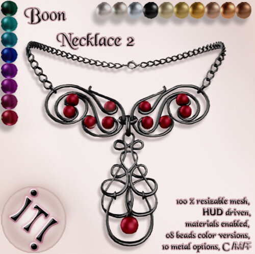 !IT! -  Boon Necklace 2 Image