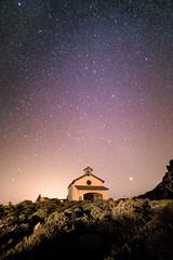 'Kingdom of heaven' - Ermita Nuestra Señora de las Nieves', Tenerife, Canary Islands, Spain