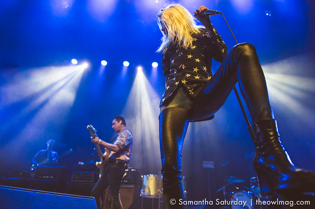 The Kills @ Mayan, Los Angeles - 18 April 2016 07